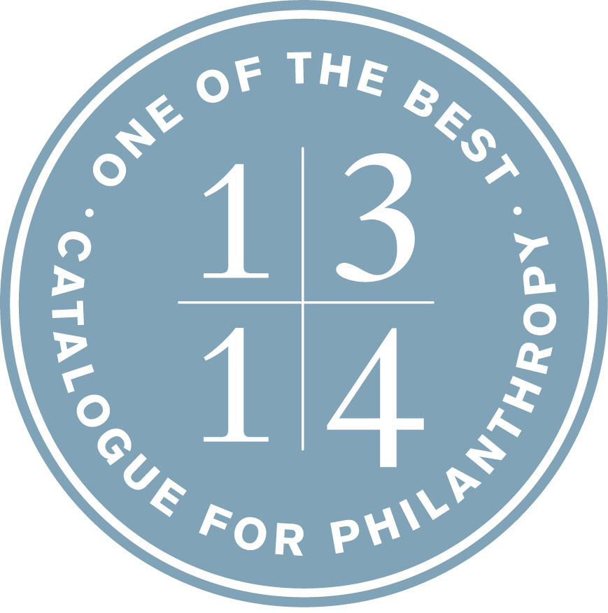 Catalogue for Philanthropy: 2013-14